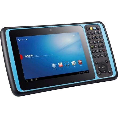 "Unitech TB120 8 GB Tablet - 7"" - Wireless LAN - 3.75G - T..."