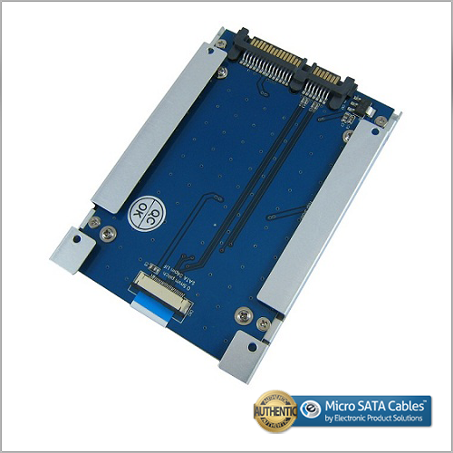 SATA II to LIF Adapter with 2.5 Inch Housing