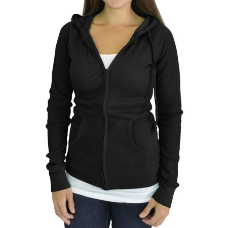 - Belle Donne - Hoodies For Women With Dolman Style Sleeves Drawstring SweatShirt - Black/Large