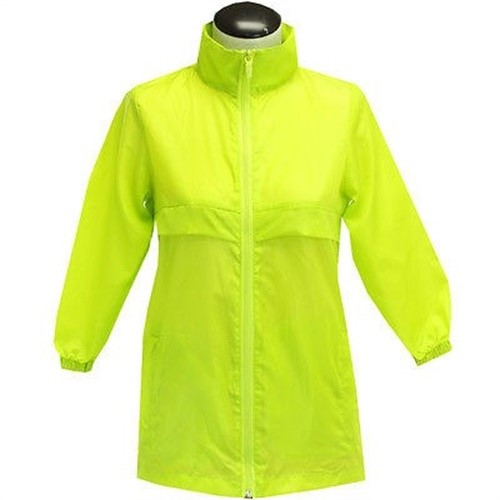 Totes Girls Packable Rain Jacket