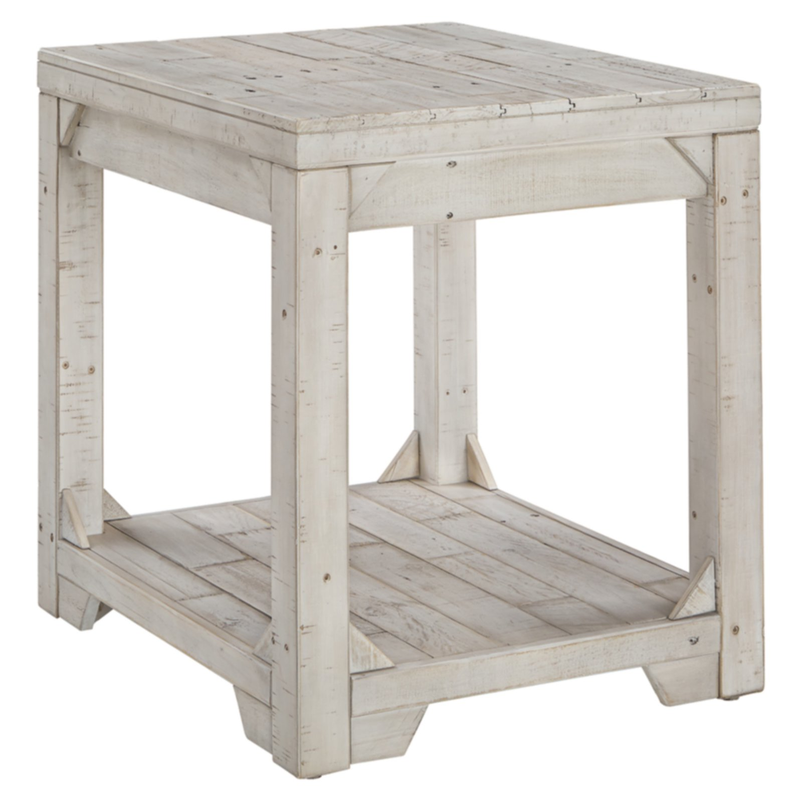 Signature Design by Ashley Fregine Rectangular End Table
