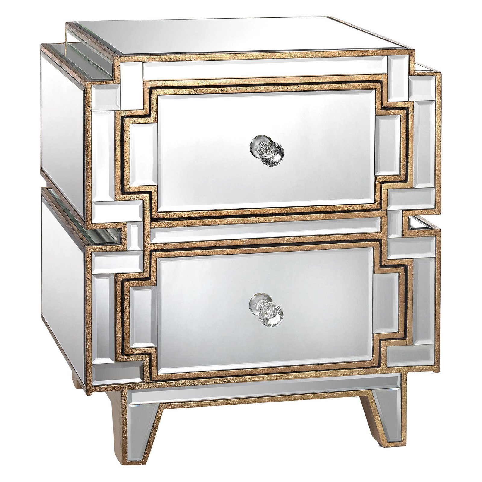 Dimond Home Hollywood 2 Drawer Decorative Chest by Dimond Home
