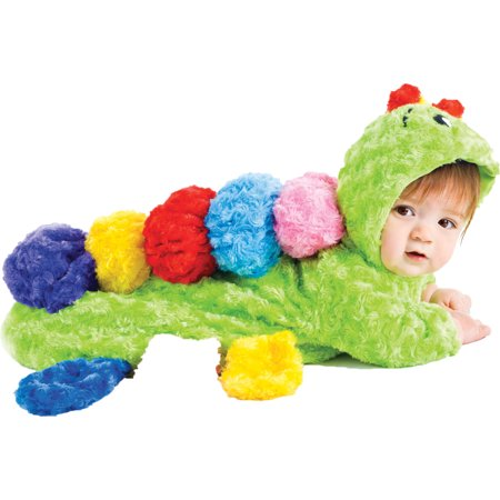Colorful Caterpillar Bunting Newborn Halloween Costume