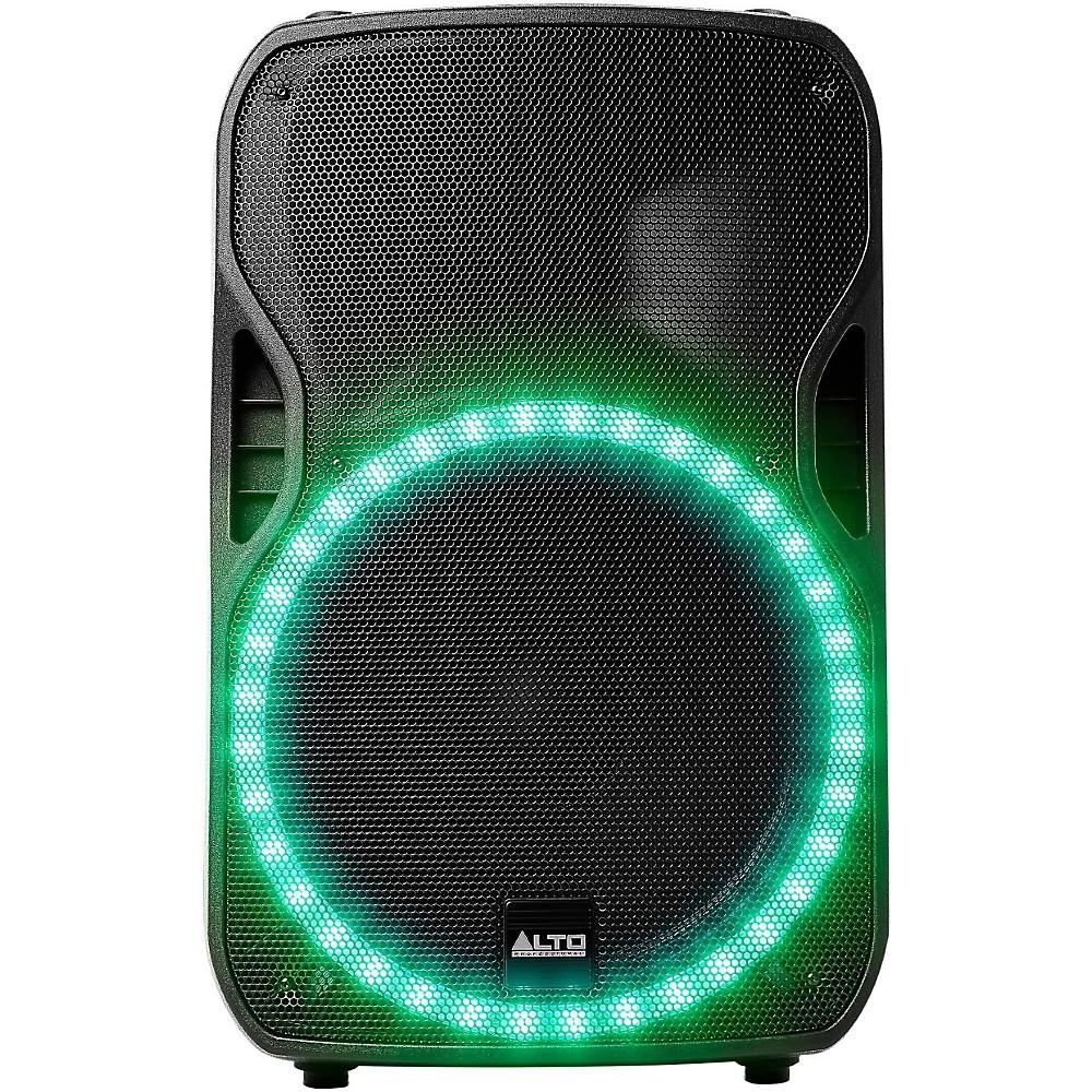 Alto Truesonic TSL115 Active Speaker with Sound-Reactive ...