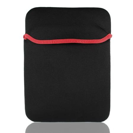 "13"" 13.3"" Black Neoprene Laptop Sleeve Bag Carrying Case for Macbook Pro/Air - image 1 of 1"