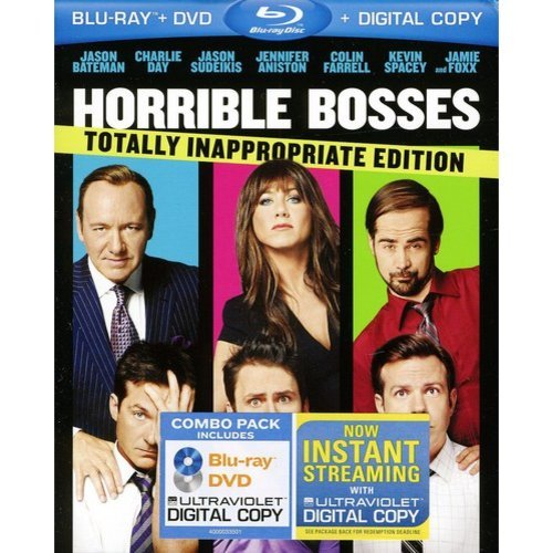 Horrible Bosses (Blu-ray) (With INSTAWATCH)