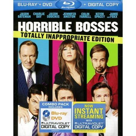 Horrible Bosses  Blu Ray   Dvd   Digital Hd