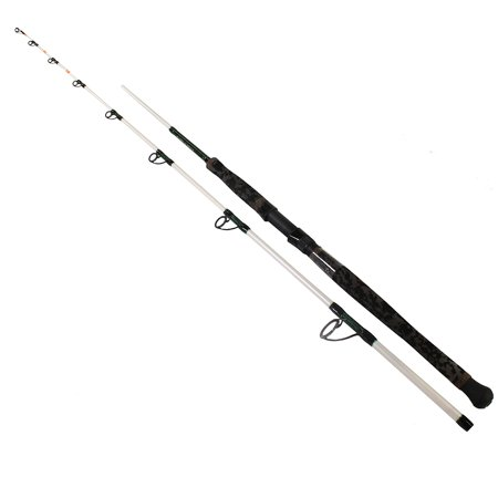 Okuma Record Chaser Catfish/Alligator Gar 2 Piece Spinning Rod 7'6