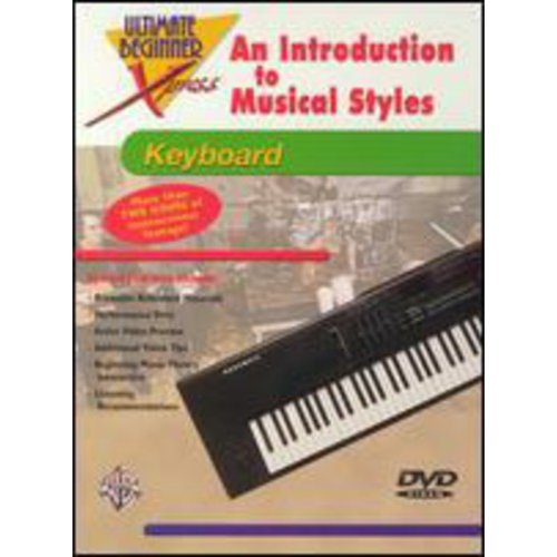 Ultimate Beginner Xpress: Inroduction To Musical Styles: Keyboard