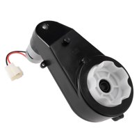 550 Engine  GearBox Motor DC 6V 14000RPM Electric Ride Car Gearbox w Motor