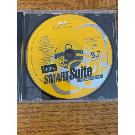 Lotus Smart Suite Computer Software