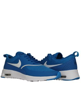 Product Image nike women s air max thea blue spark summit white running  shoe 7 women us 130af0717