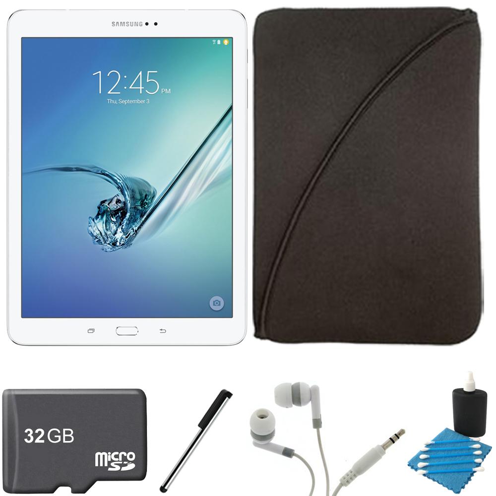 Samsung Galaxy Tab S2 9.7-inch Wi-Fi Tablet (White/32GB) ...