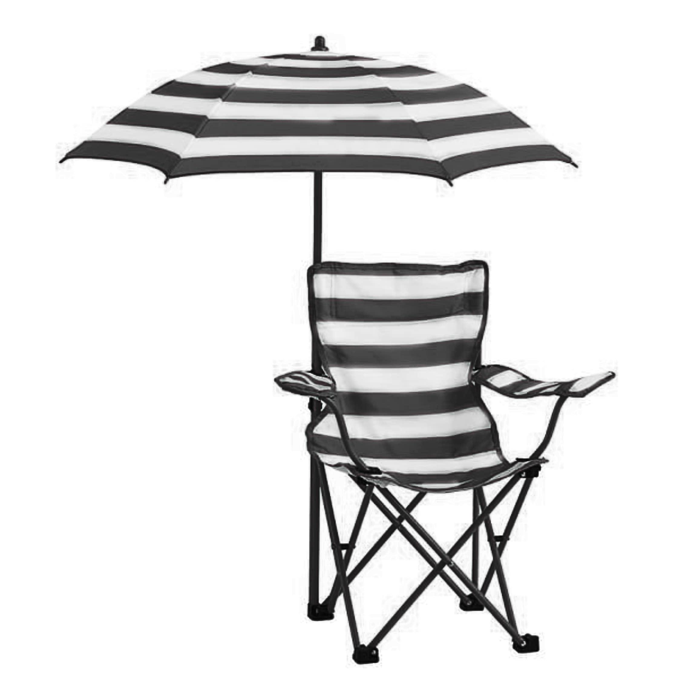 Peachy Heritage Kids Kids Rugby Stripe Beach Chair With Umbrella Evergreenethics Interior Chair Design Evergreenethicsorg