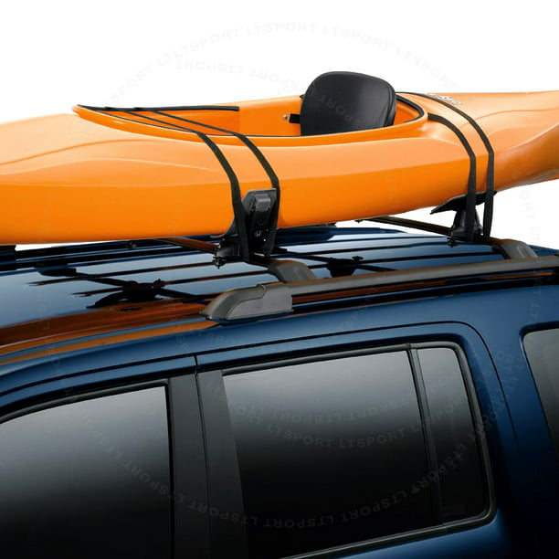 Fit Nissan Kayak Rack Canoe Boat Carrier Cross Bar Mount Snow Surf Board Holder For Altima Frontier Maxima Murano Quest Walmart Com Walmart Com