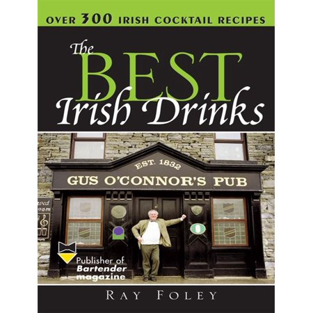 The Best Irish Drinks - eBook