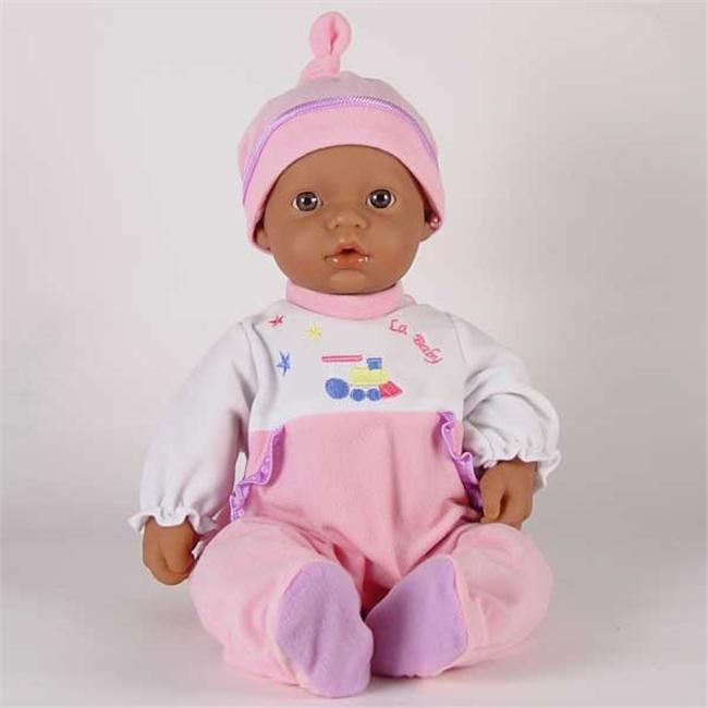 Dolls By Berenguer 15031 Open Eyes La Baby Doll African