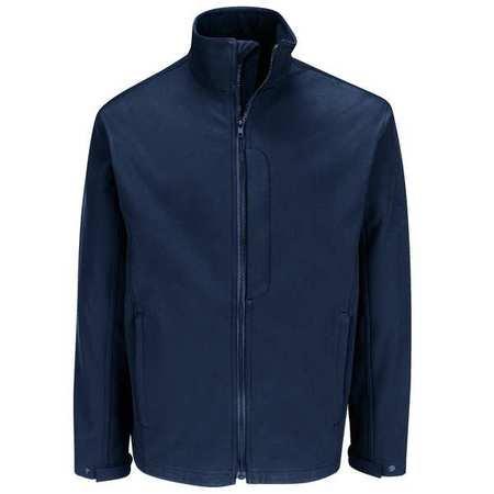 Jacket, No Insulation, Navy, S