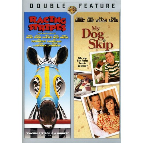 Racing Stripes / My Dog Skip (Double Feature) (Full Frame)