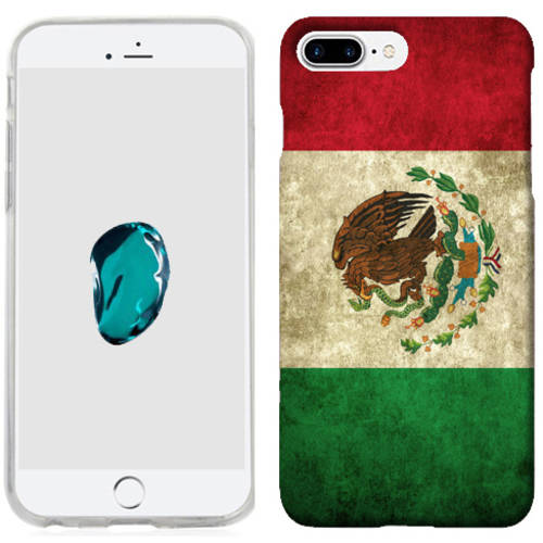Mundaze Mexico Flag Phone Case Cover for Apple iPhone 7