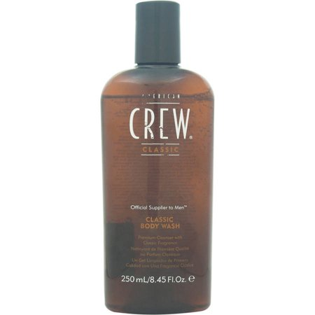 Classic Body Wash by American Crew for Men, 8.45 oz