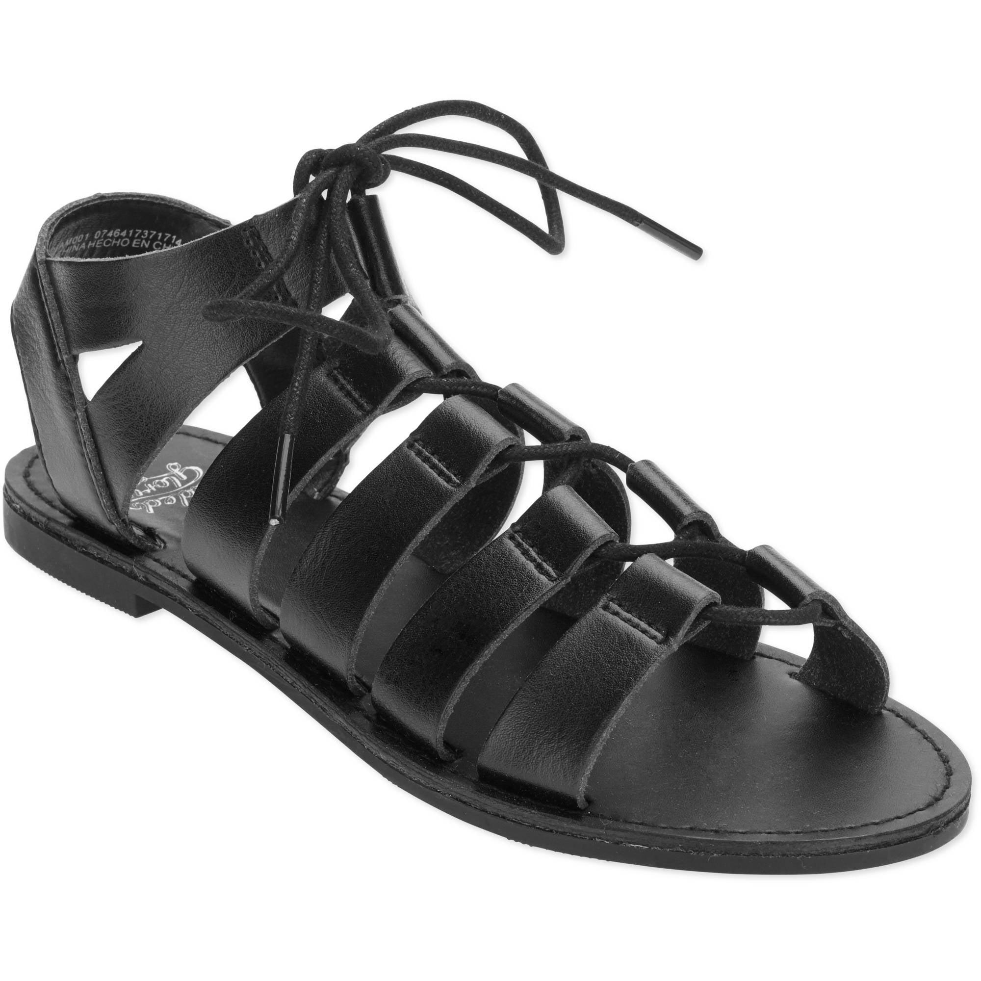 Black sandals at walmart - Black Sandals At Walmart 4