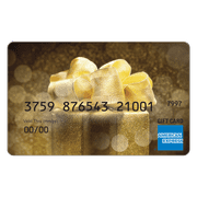 $25 American Express Gold Sparkle eGift Card (Email Delivery)