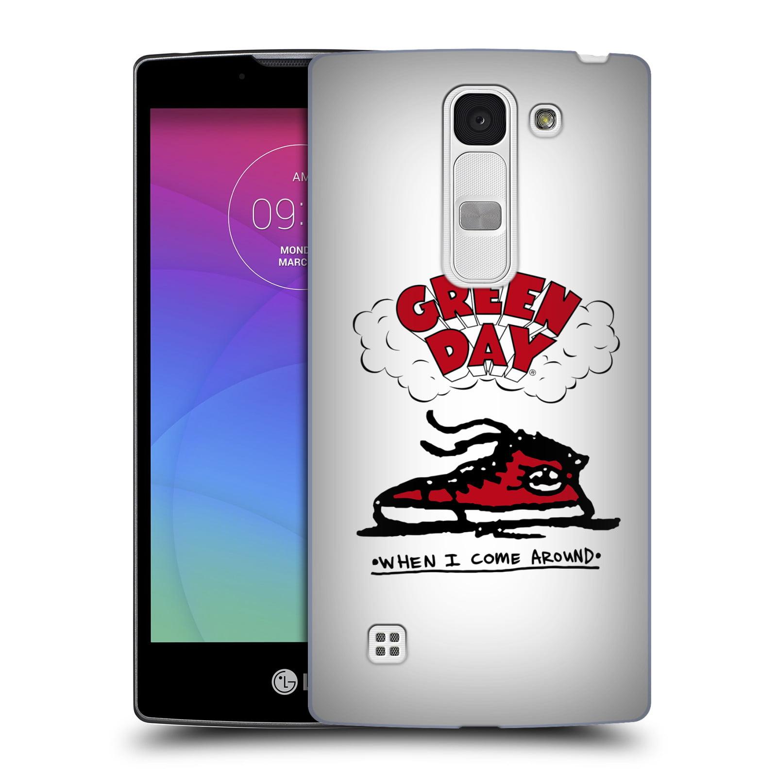 OFFICIAL GREEN DAY KEY ART HARD BACK CASE FOR LG PHONES 1
