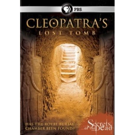 Secrets of the Dead: Cleopatra's Last Tomb (DVD)