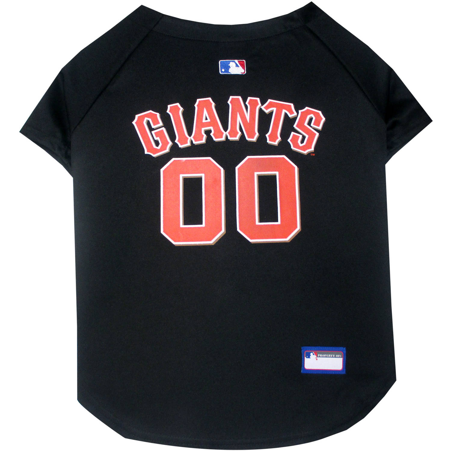 Pets First MLB San Francisco Giants Pet Jersey