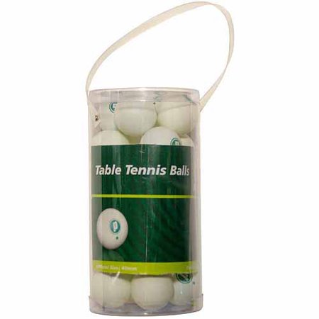 (Prince White Table Tennis Balls, 24 Pack)