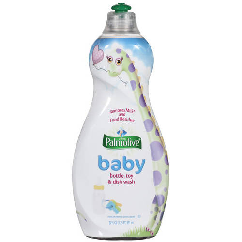 Ultra Palmolive Baby Bottle Toy & Dish Wash Dish Liquid, 20 oz