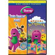 Barney: Dino Dancin' Tunes   Musical Scrapbook (DVD) by Universal Studios