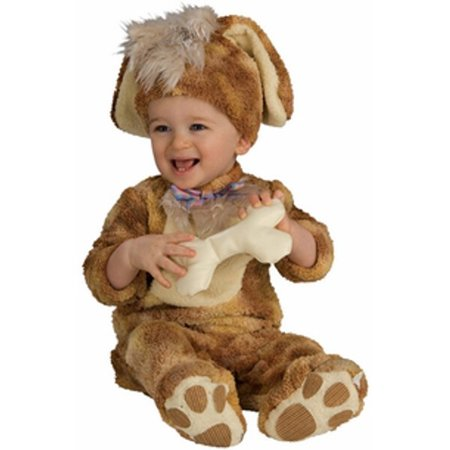 Baby Precious Puppy Dog Costume~6-12 Months / Brown](Family Halloween Costumes With Baby And Dog)