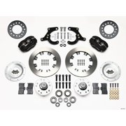 Wilwood Forged Dynalite Front Kit 11.75in 59-64 Chevy Impala / 63-64 Corvette