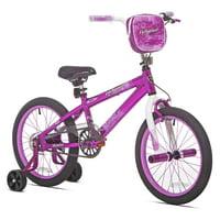 """Genesis 18"""" Hollywood Girl's Bike, Purple"""
