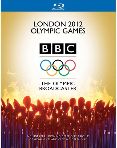 London 2012 Olympic Games BBC (Blu-ray) by
