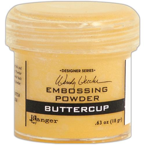 Wendy Vecchi Embossing Powders 1ozButtercup