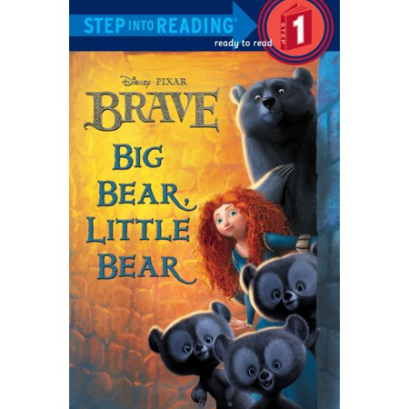 Big Bear, Little Bear (Disney/Pixar Brave) (Sacred Heart Retreat Camp Big Bear Lake)
