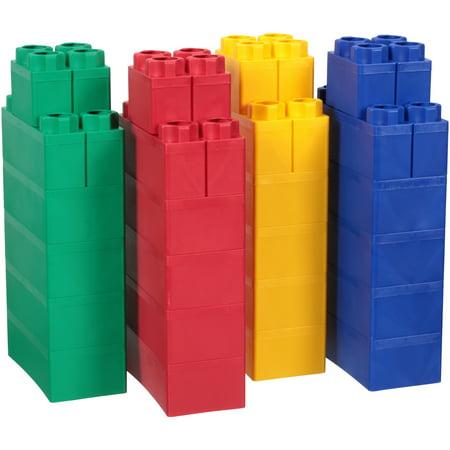 Jumbo Blocks Beginner Set 24 pc Box for $<!---->