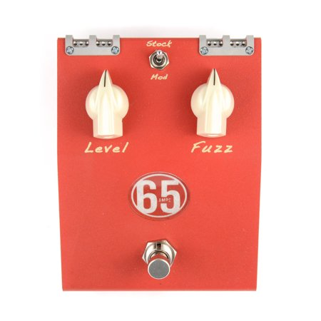 65 Amps Colour Face Germanium Handwired Fuzz