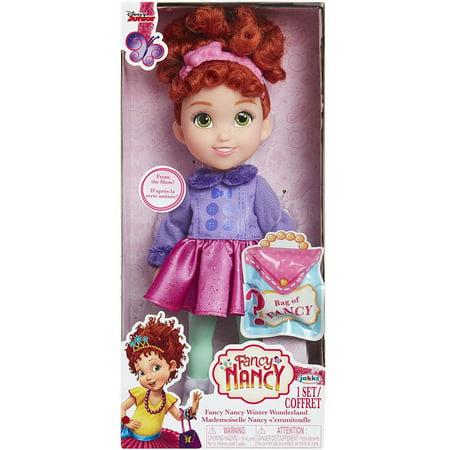Disney Junior Fancy Nancy Winter Wonderland Doll [Bag of Fancy]