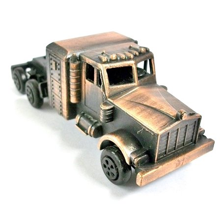 Over the Road Semi Truck Die Cast Metal Collectible Pencil (Best Rv And Truck Supply)
