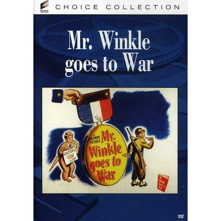 Mr. Winkle Goes To War (DVD) ()