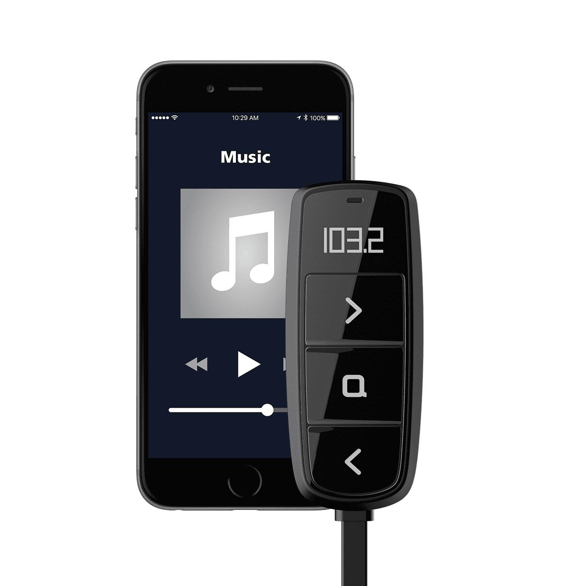 ZUS Universal HD Car Audio Adapter