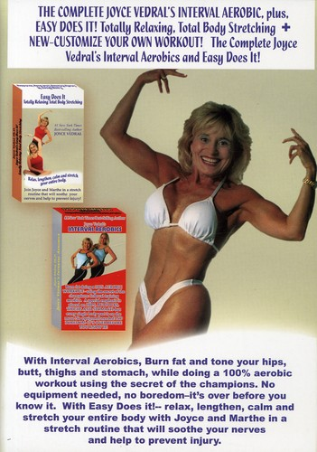 Complete Interval Aerobic with Joyce Vedral by Bayview/Widowmaker