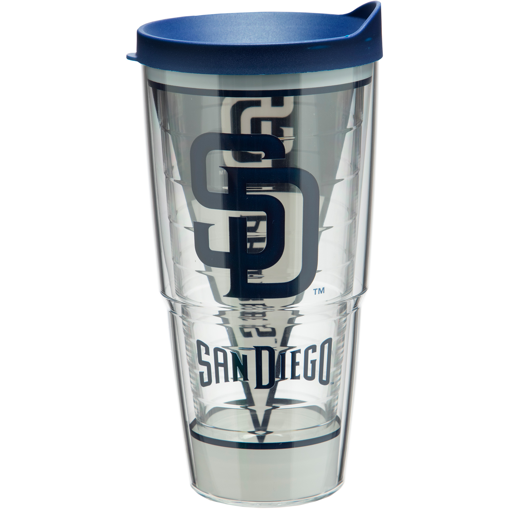 San Diego Padres Tervis 24oz. Batter Up Acrylic Tumbler - No Size