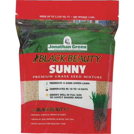 JONATHAN GREEN 3lb Full Sun Grass Seed 10860 - Impatiens Full Sun