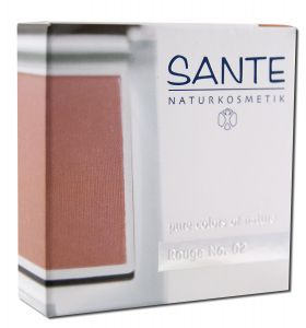 Sante - Rouge 5 Gram, Silky Mallow 02 5 gm
