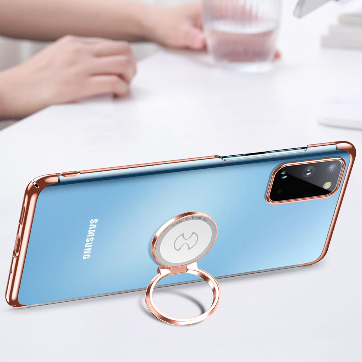 For Samsung Galaxy S20 Uitra S20 Xundd Shockproof Magnetic Ring Stand Case Walmart Com Walmart Com